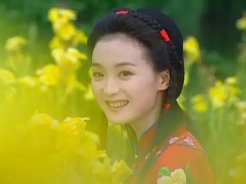 王艳甜蜜见好看,赵丽颖好看,刘亦菲好看,不及图6样子俏皮动人