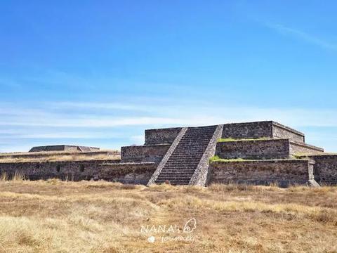 全世界唯一可以爬的金字塔,就在墨西哥,竟然和玛雅文明没有关系