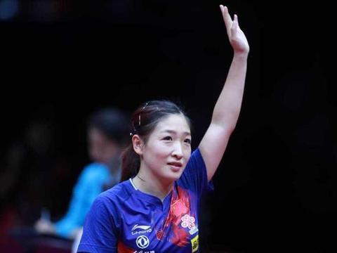 刘诗雯创历史,世界冠军数追平丁宁超邓亚萍,未来还有无限可能