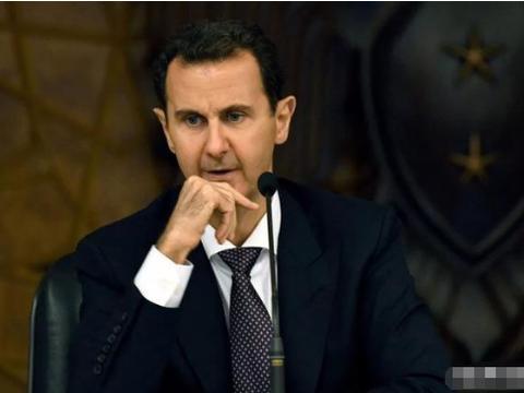 叙利亚内战持续8年,巴沙尔仍掌控全局,只因三大后援鼎力相助
