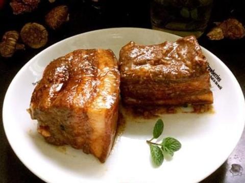 家常大饼卷酱肉跟着大厨学,做出来入味可口