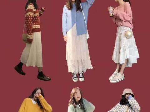 秋天应该如何搭配毛衣?48套毛衣的搭配技巧及图鉴,你值得拥有
