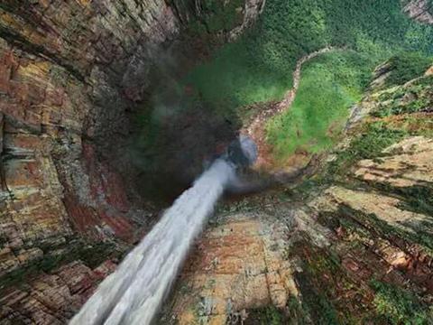 世界上落差第一大的瀑布,在委内瑞拉,为何用美国人的名字命名?