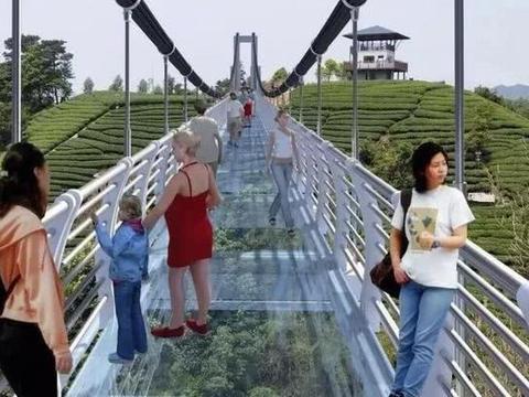 网红桥变成偷窥桥,景区管理人员表示:我们无法限制游客用手机