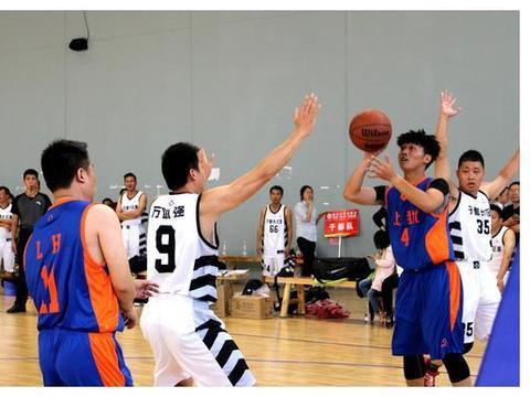 南昌市赣州商会第四届篮球联赛系列报道之于都VS上犹精彩赛况
