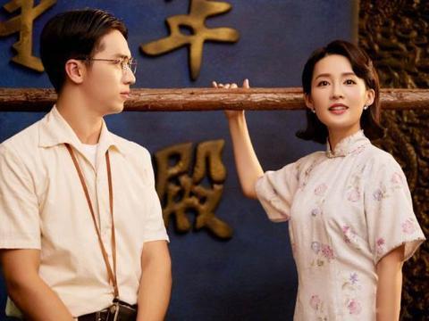 《遇见天坛》李沁演林徽因,穿旗袍清纯又温婉,美得惊艳时光!