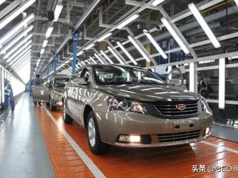 吉利李书福放狂言:未来中国只会剩下3家车企