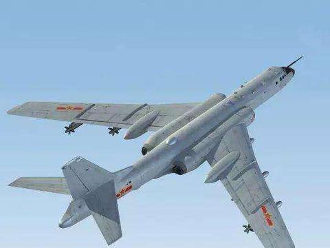 轰6N航程10000千米,携带6枚鹰击12反舰导弹,宙斯盾根本拦不住