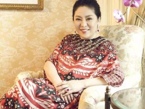 6岁得白血病46岁患脑癌,曾为梅艳芳出头的她扛起香港娱乐半边天