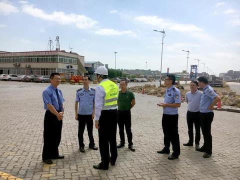 石狮检察与公安、交通部门联合调研货车交通肇事治理问题