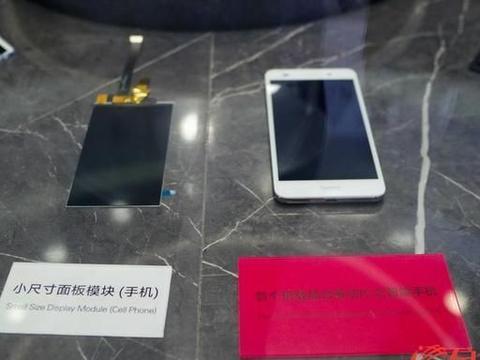"""""""中国芯、合肥造""""台湾老板在合肥打造世界水平的面板驱动芯片"""
