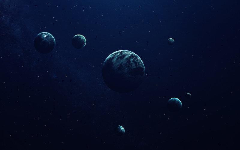 利用白矮星可以找到生命天体?天体学家:地球不是唯一的