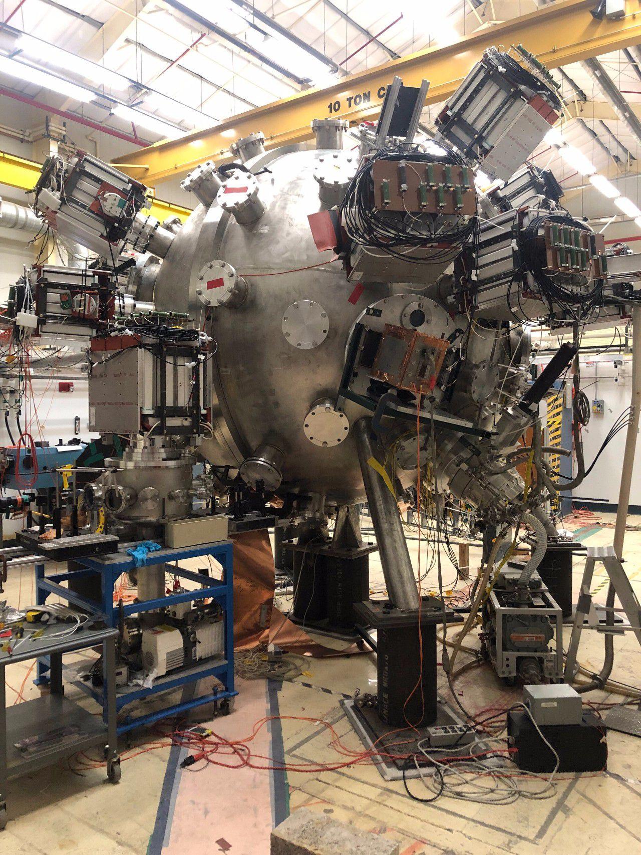 """为实现""""受控核聚变""""的雄心,磁惯性聚变实验即将开启!"""