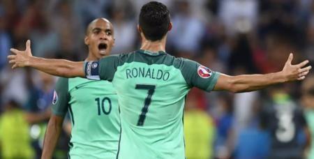 火车头葡萄牙国脚:我打赌C罗会参加卡塔尔世界杯