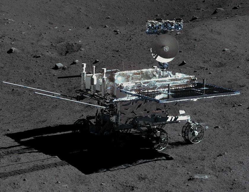 空间站为什么不能建在月球表面,而是漂浮在太空中呢?