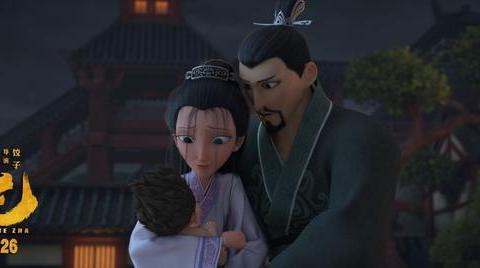 当我们夸赞哪吒时,不要忘记,在他背后那个令人尊敬的中国式严父