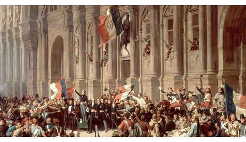 拿破仑建立法兰西第一帝国,开启欧洲新版图