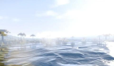 《我的世界》最强马赛克画质,这是方块化的《GTA5》吗?