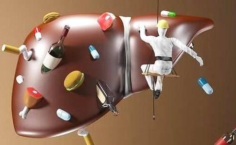 """六点表现自测肝脏好坏,养肝:睡前""""二不要""""、吃饭""""二不过"""""""