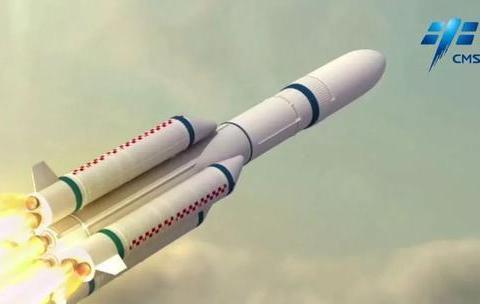 长征五号B火箭计划2020年首飞 2022年建成中国空间站