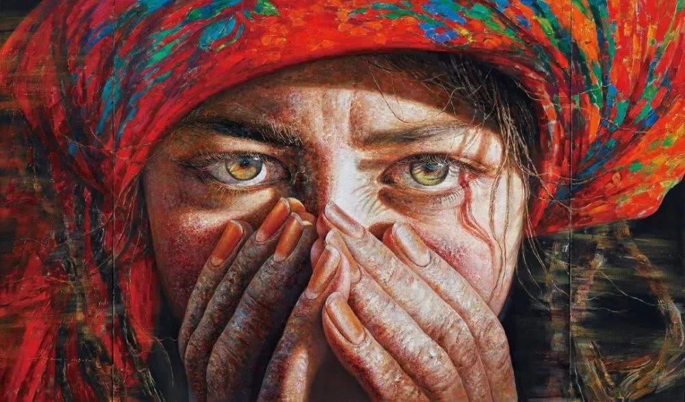 燕娅娅油画作品展明日开幕