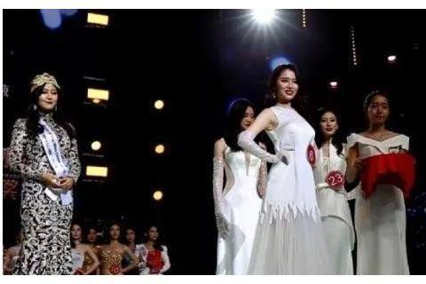 2019环球国际小姐中国区冠军诞生,这个90后安徽姑娘夺冠