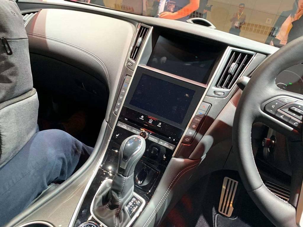 新款日产Skyline亮相东京车展,换上日产LOGO