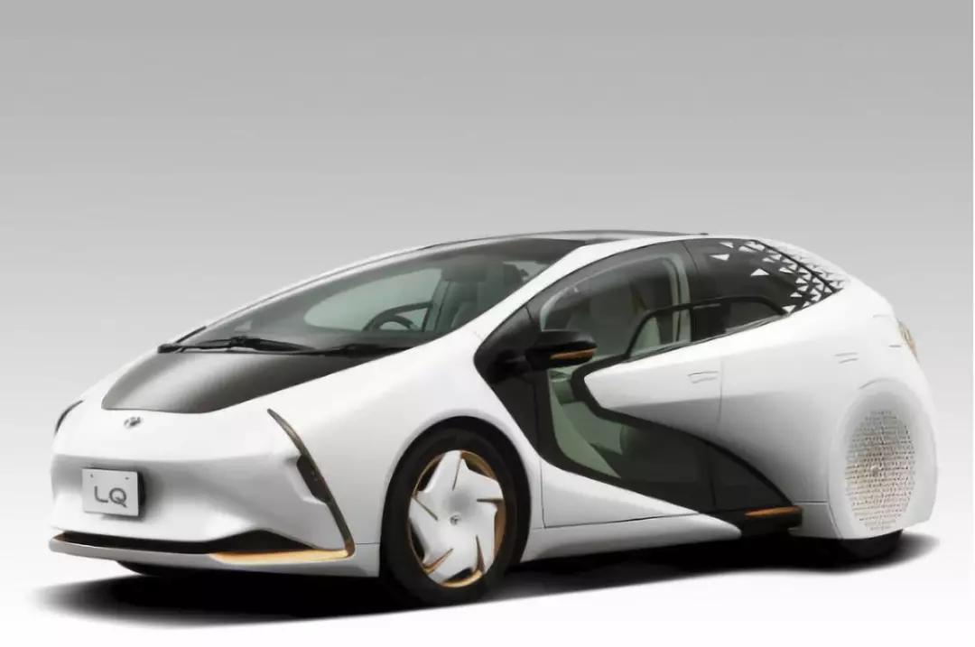 东京车展黑科技 | 一键改变车辆属性,开车释放双手!