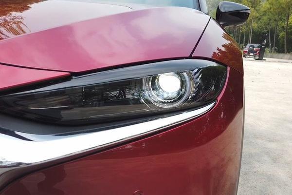全新马自达CX-4改了大灯和尾灯你喜欢吗?