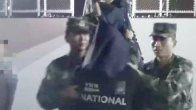 中国海警缉毒画面曝光!1.2吨毒品走私出海,毒贩配狙击枪押送