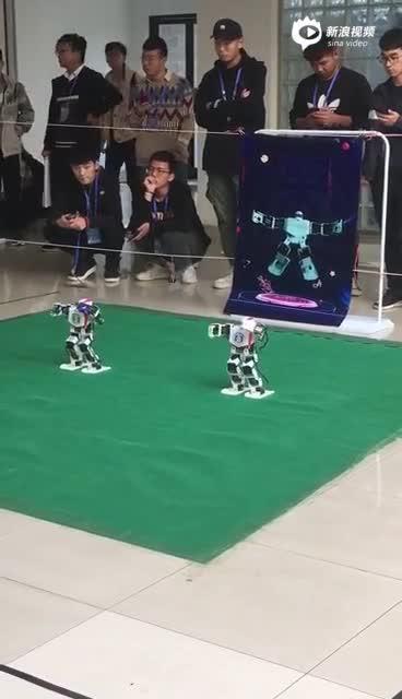 第三届山东省大学生智能技术应用设计大赛在山东大学举行