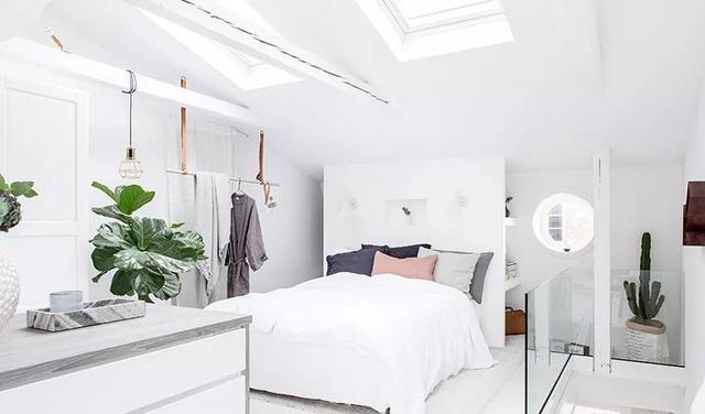 loft小公寓难得一见的少女心,有这样的装修还怕找不到对象?