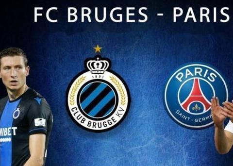 巴黎vs布鲁日首发:伊卡尔迪领衔,纳瓦斯先发出战