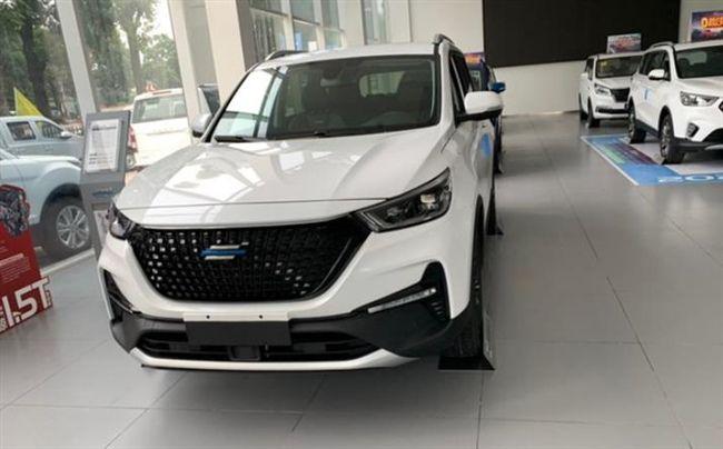 国产一新SUV上市,车长超4米8,起步价不足9万,瑞虎8有对手了!