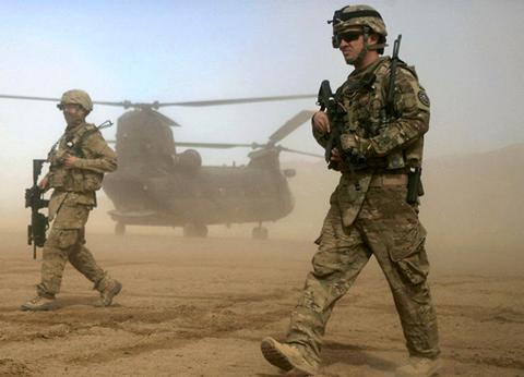 从叙利亚大举撤军后,美军又跟塔利班求和,或将全面撤出阿富汗
