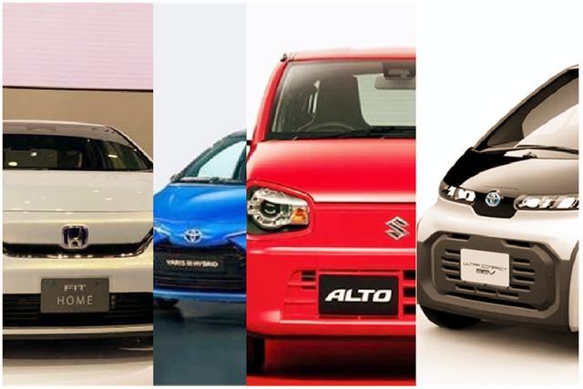 2019东京车展上,哪些K-Car距离我们最近?