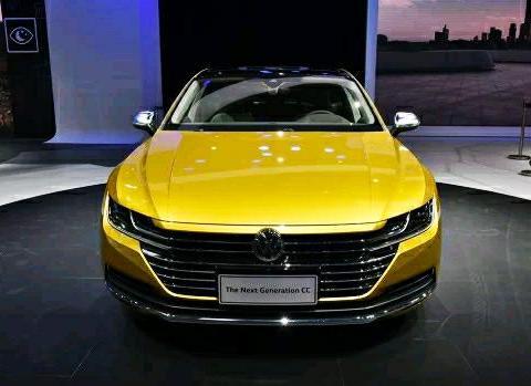 """被誉为""""最美大众车""""的大众CC,你选它是为颜值还是实力?"""