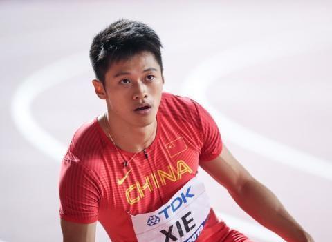 亚洲男子200米运动员排名:谢震业完爆日本4大飞人,赛季创3纪录