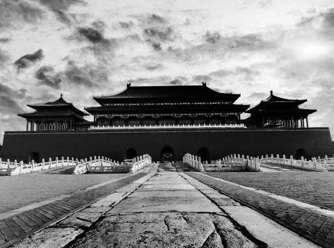 北京的故宫为什么叫紫禁城—刘炜老虎说故宫
