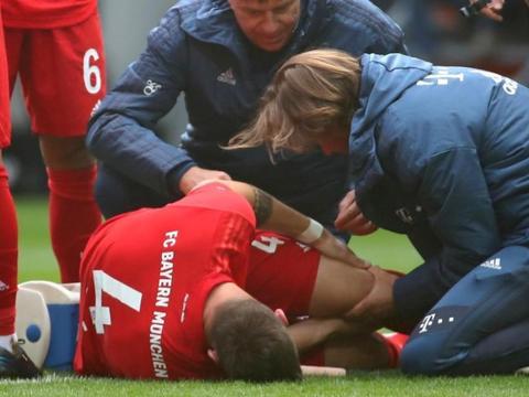 聚勒因伤赛季报销, 拜仁盯上乌姆蒂蒂, 巴萨考虑6000万欧元卖掉他