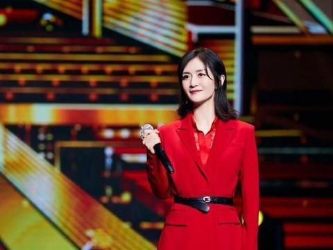 谢娜成功担任央视主持人后,现又和罗志祥搭档节目,何炅不淡定了