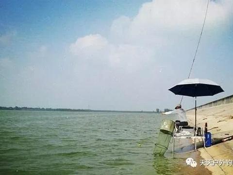 在陌生水库钓鱼,钓点选择的4个要点