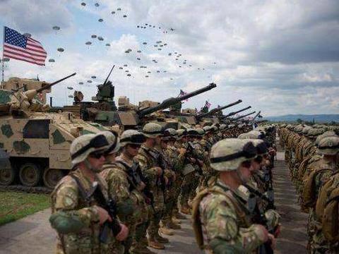 美欧国家举行大规模军演,用核武器威胁俄罗斯?普京的回应够直接