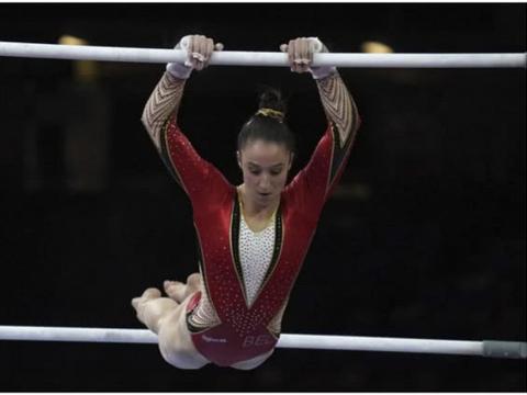 世锦赛高低杠比利时名将卫冕  拜尔斯第五刘婷婷第七