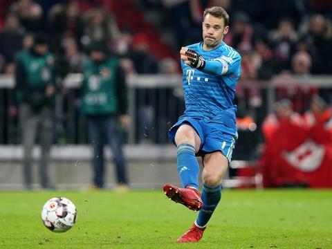拜仁仍对努贝尔感兴趣,但首先会考虑和诺伊尔续约