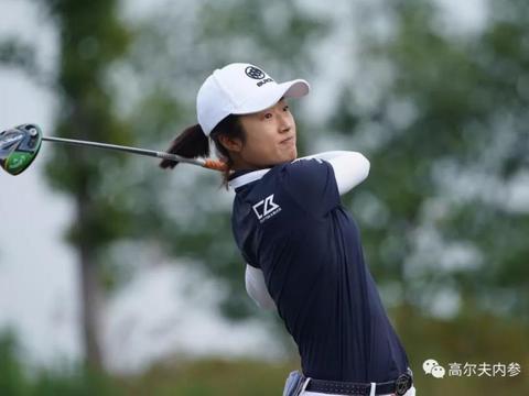 BMW女子锦标赛:刘钰与釜山媳妇许美贞同组PK