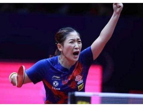 刘诗雯5冠创历史,刘国梁却迎最大苦恼,奥运会该作何抉择