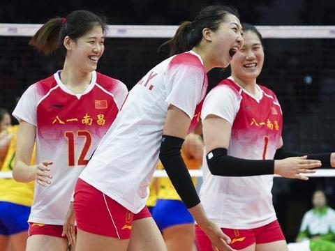 中国女排袁心玥:决赛输巴西是因为能力不够,下周期再考虑打接应