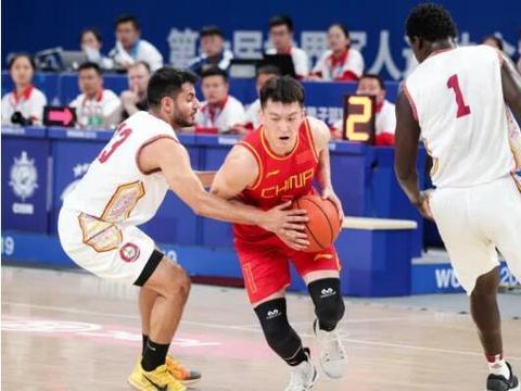 四连胜!中国男篮小组赛第一名晋级四强,半决赛或对阵希腊男篮