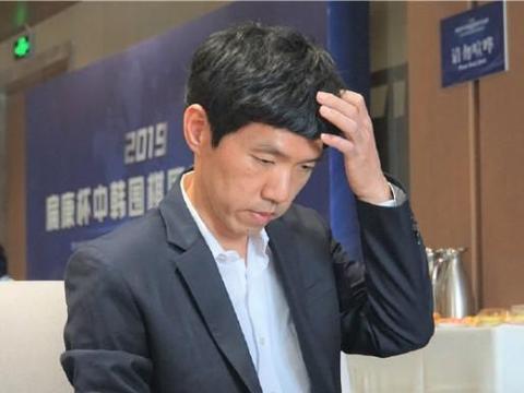 恭喜!古力完胜李昌镐 常昊屠龙徐奉洙 中韩对决中国2-2韩国